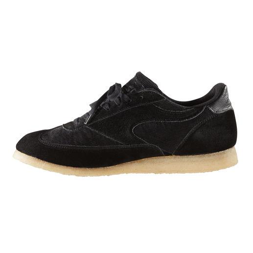Chaussures 1000 miles Norman Walsh Les fameuses chaussures 1000 miles des années 80 revisitées au goût rétro du jour. Fabriquées en Angleterre.