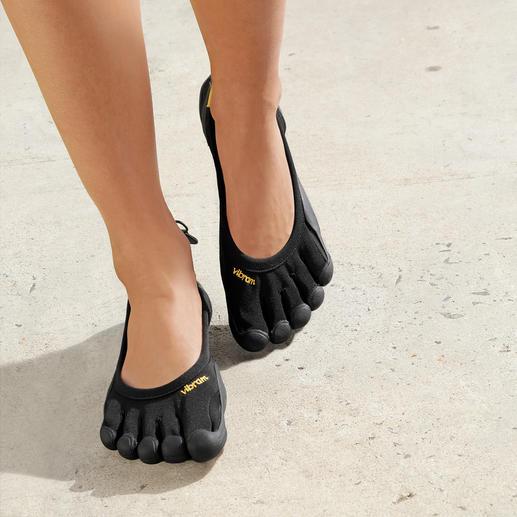 Chaussures FiveFingers®, femme Aussi saines et confortables que si vous marchiez pieds-nus, tout en évitant les blessures et les pieds sales.