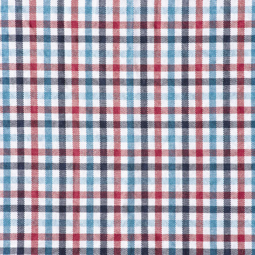 The BDO-Shirt No. 42, à carreaux Redécouvrez une sensation familière. Et oubliez qu'une chemise doit être repassée.