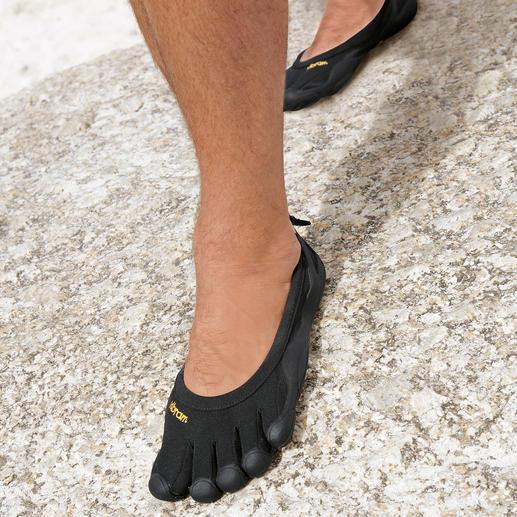 Chaussures FiveFingers®, homme Aussi saines et confortables que si vous marchiez pieds-nus, tout en évitant les blessures et les pieds sales.