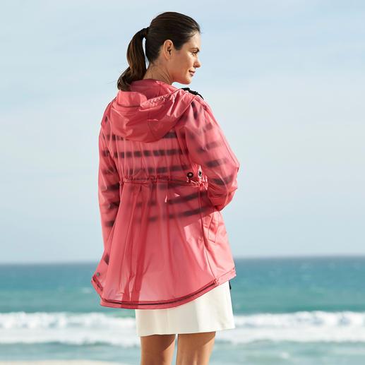 Parka femme Hunter La preuve qu'un vêtement de pluie peut également être tendance.