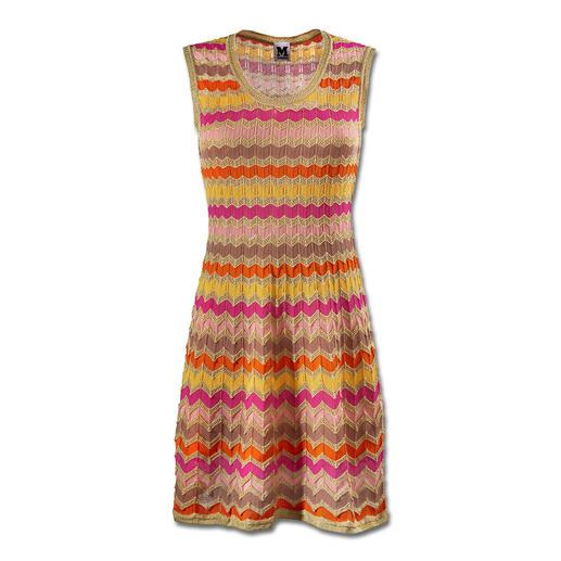 Robe maille vagues M Missoni, couleur bonbons La fameuse maille à motif vagues de M Missoni aux couleurs estivales actuelles.