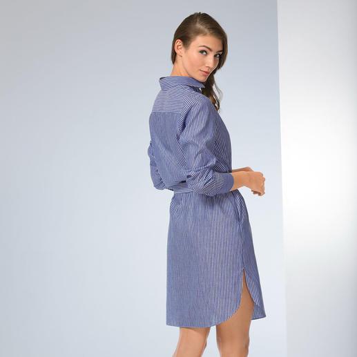 Robe-chemisier van Laack 3 classiques réunis dans une seule robe. Par van Laack.