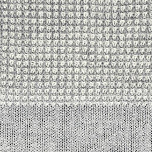 Pull-over en maille fantaisie Carbery Maille fantaisie au bel effet texturé, d'une légèreté rare. Ne pèse que 340g. Par Carbery.