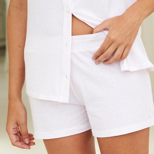 Pyjama d'été Pluto Bien plus élégant (et plus habillé) que les pyjamas pour femme habituels. Un modèle féminin et non pas unisexe