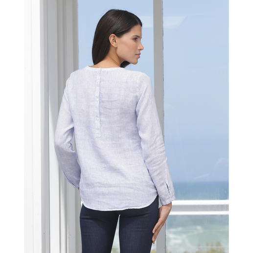 Blouse ou Jean stretch «Raw Denim» truenyc® Moderne et intemporel : découvrez le style à la fois sportif et élégant de la marque italienne true nyc®.