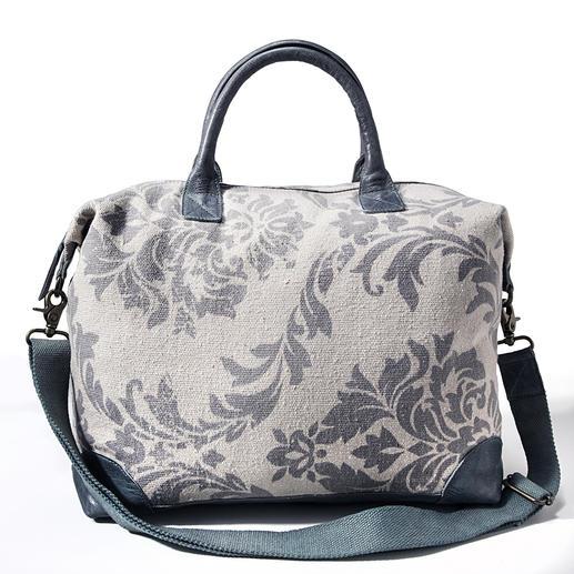 Sac en toile canevas Desiderius Plus robuste, plus luxueux et plus facile à associer que la plupart des sacs en canevas. Par Desiderius.