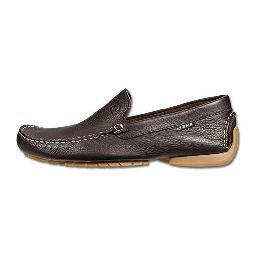 Mocassins lavables Snipe®, homme Nettoyer vos chaussures ? Confiez cette tâche à votre lave-linge ! Par la marque culte espagnole Snipe®.