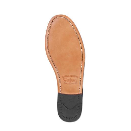 Penny loafer G. H. Bass « Weejuns », femme Le mocassin original, par l'inventeur du penny loafer. Par G. H. Bass & Co. état du Maine/USA.