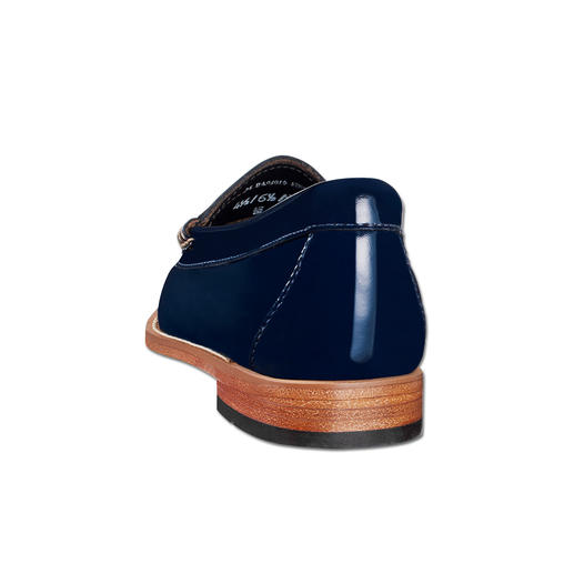 Penny loafer G. H. Bass « Weejuns » Le mocassin original, par l'inventeur du penny loafer. Par G. H. Bass & Co. État du Maine/USA.