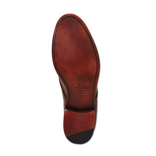 Chaussures tressées Cordwainer Aussi élégant qu'une chaussure d'affaire classique, mais plus aéré. Par Cordwainer, Espagne.