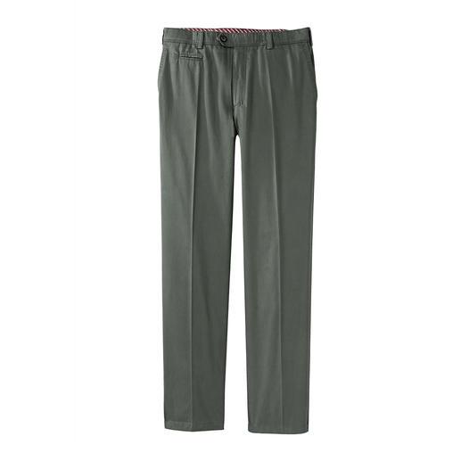 Pantalon chino Hoal Difficile de trouver des chinos à la fois confortables et stylés. Par Hoal, spécialiste allemand du pantalon.