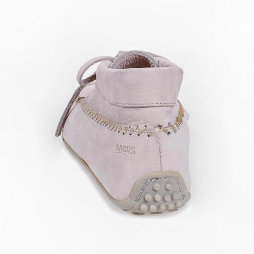 Bottines mocassins Arcus® Des bottines courtes tendance, aussi confortables que des chaussons. Par Arcus®, France.