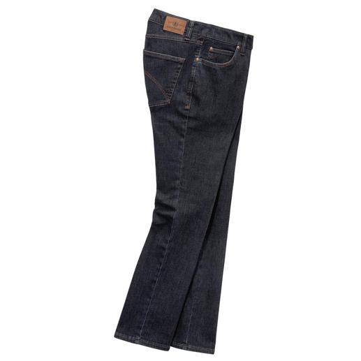 Jean en laine Club of Comfort Chaud et doux comme un pantalon en laine, décontracté et moulant comme un jean. Par Club of Comfort.