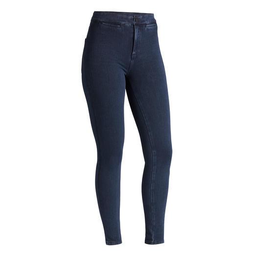 Jean Acynetic Knit Confortable et stylé à la fois ! Le jean révolutionnaire Acynetic Knit.