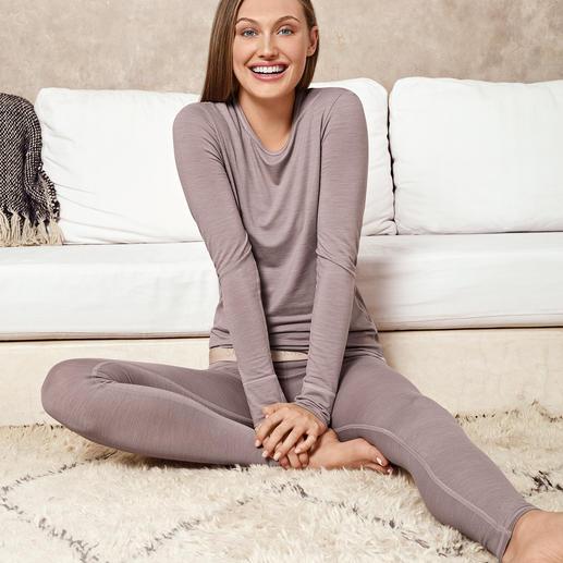 Active Wool Sous-vêtements de Skiny Sous-vêtements parfaits pour tous les jours, tout au long de l'année. De Skiny, Autriche.