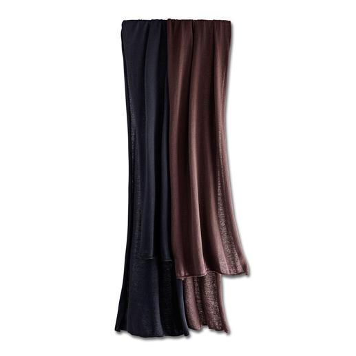 Foulard basique en coton Carbery Un pur coton, fabriqué en Irlande, à un prix étonnamment abordable. Du prestigieux tricoteur Carbery.