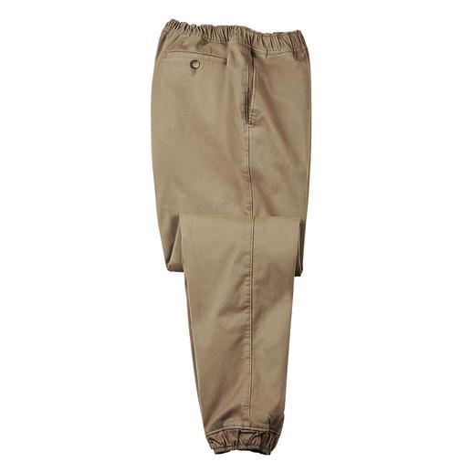 Pantalon thermique style jogging Le pantalon thermique à la coupe jogging actuelle. Bien chaud et tellement confortable.
