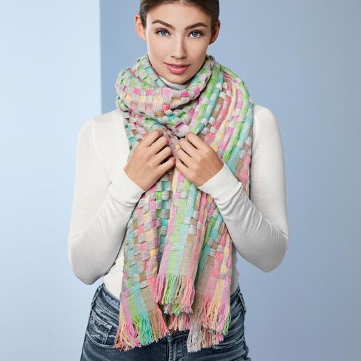Écharpe en cachemire Heartbreaker à 7 couleurs - Un accessoire exceptionnel    l écharpe en cfd947fa830