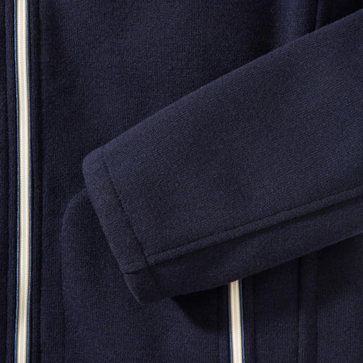 Veste Knitshell Dale of Norway Aussi fonctionnel que du softshell, aussi noble qu'un tricot : « Knitshell » de Dale of Norway.