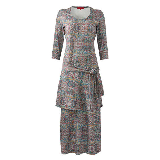 Robe infroissable La robe infroissable facile d'entretien.