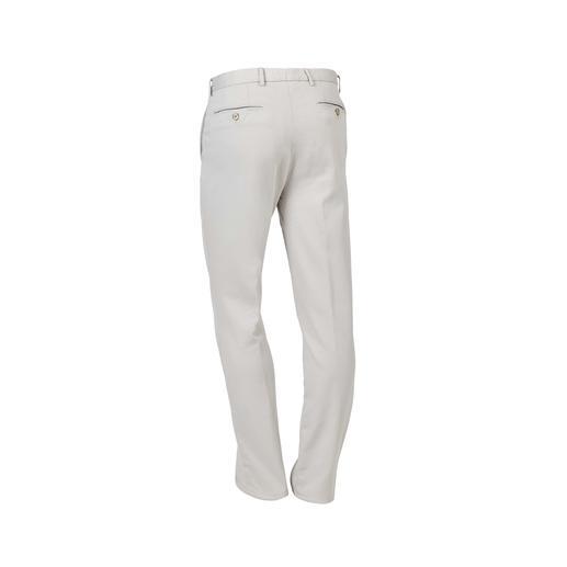 Pantalon chino en jersey Hackett Sportif et décontracté avec un polo. Smart-casual avec une chemise et un blazer. Mais toujours confortable.