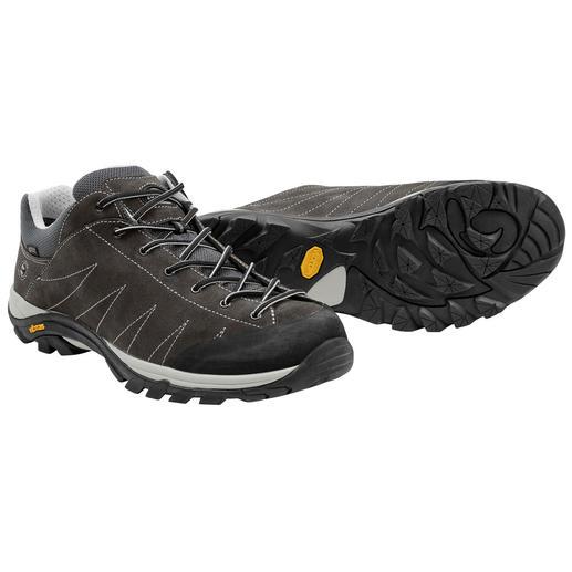 Sneakers Zamberlan® pour homme Les chaussures idéales en voyage. Confortables, résistantes, imperméables, légères et respirantes.