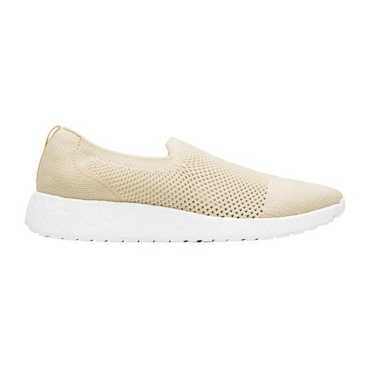 Chaussure estivale à enfiler Swims, pour femme Sneaker tendance et chaussure bateau en un : les chaussures en tricot tendance de Swims/Norvège.