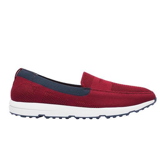 Chaussure estivale à enfiler Swims,  pour homme Sneaker tendance et chaussure bateau en un : les chaussures en tricot tendance de Swims/Norway.