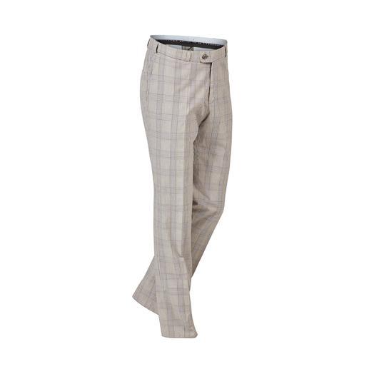 Pantalon en laine Hoal Ressentez le lin aéré. Les autres ne verront qu'un vêtement en tissu élégant.
