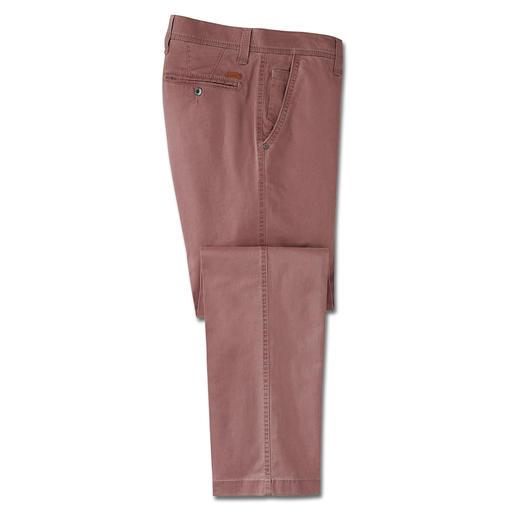 Jean estival Coloured-Denim Eurex by Brax Le favori de l'été parmi les jeans colorés à la mode. Par Eurex by Brax.