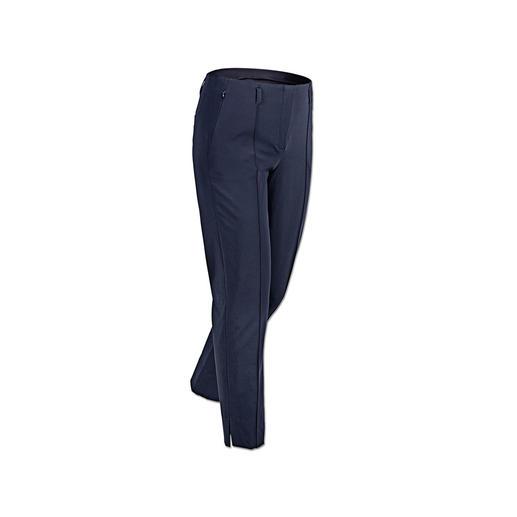 Pantalon Seductive Sabrina Le best-seller des pantalons Seductive peut désormais également se porter sur des hauts courts.