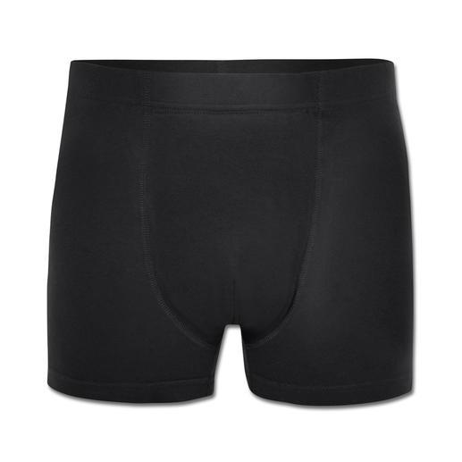 Boxer Stop-Drops-Safety, homme Rares sont les sous-vêtements tendance aussi fonctionnels. Invisibles sous les vêtements serrés.
