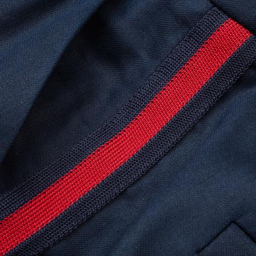 Pantalon Marlene Sporty-Chic Seductive Sporty chic tendance – mais élégant pour le bureau. Le pantalon Marlene aux galons contrastés. Par Seductive.
