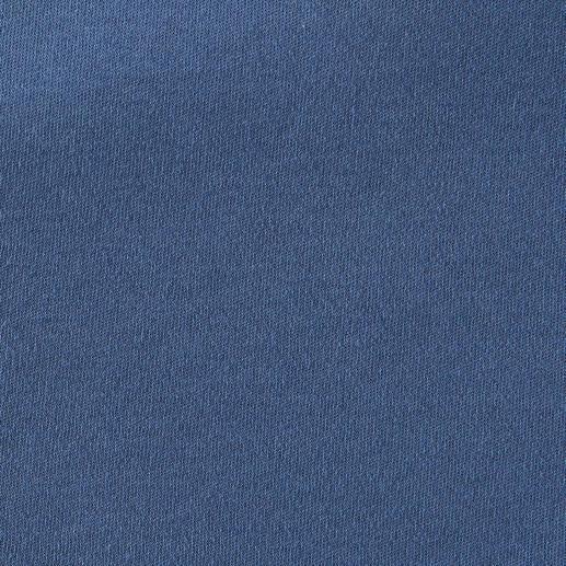 Chemisier Saint James En jersey Interlock souple avec col en tissu. Par Saint James/France.