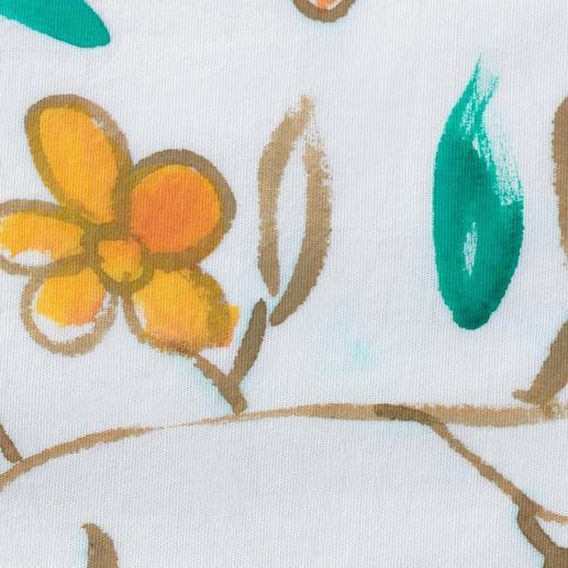 Blouse peinte main Alessandro Gherardeschi Une pièce unique peinte à la main au lieu de produits simplement imprimés en série. D'Alessandro Gherardeschi.