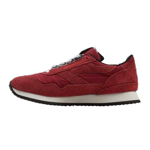 Sneaker Norman Walsh « NY'81 » Pas n'importe quelle sneaker. L'originale du marathon de New York de 1981. Par Norman Walsh.