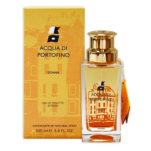 « Donna » Acqua di Portofino , Eau de Toilette Intense, 100 ml Composé par le parfumeur vedette. Rare. Et pourtant, toujours agréablement abordable.