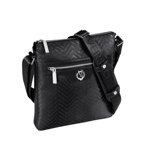 Sac à bandoulière Versace Jeans Le sac de designer abordable. Format pratique avec un espace pour tous vos objets de valeur. De Versace Jeans.