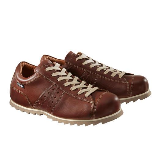 Sneaker en cuir Ripple Snipe® Icône de style : la sneaker en cuir résistant aux intempéries du designer industriel Manolo Bañó. Par Snipe®.