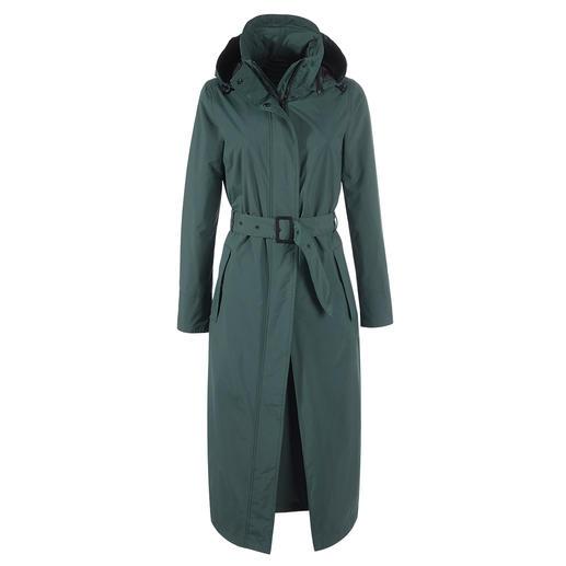 Imperméable HappyRainyDays Une combinaison rare : le manteau tendance élégant, qui protège parfaitement contre la pluie.