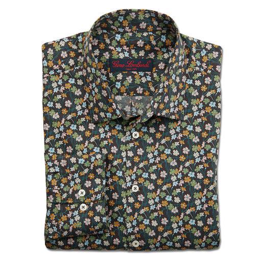 Chemise Tana-Lawn Liberty™ La chemise florale : tendance chez les autres. Chez Liberty™, une tradition depuis plus de 140 ans.