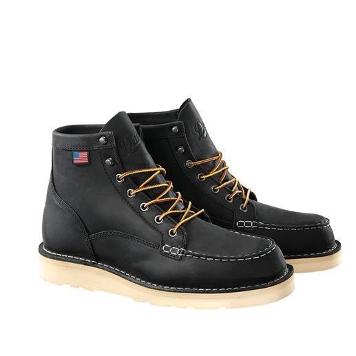 Worker Boots Danner, Noir Souvent copiées, jamais égalées : les bottines cultes de Danner de Portland/Oregon, USA.