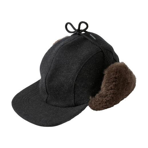 Casquette Filson Mackinaw Plus chaude et plus imperméable que la plupart des casquettes techniques. De Filson, USA.