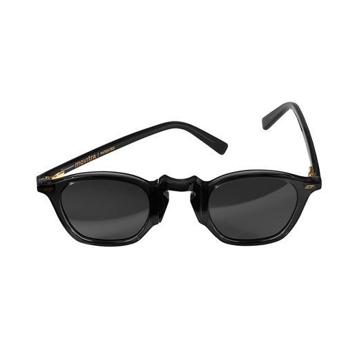 Lunettes de soleil pliables Movitra® Tendance et pourtant intemporelles : les élégantes lunettes de soleil de Movitra®. Fait main en Italie.