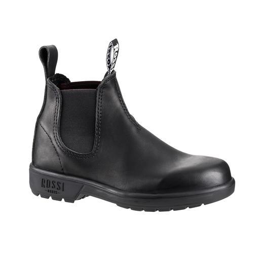 Farmer Boots Rossi pour homme Souvent copiée. Jamais égalée. Ici, encore difficile à trouver. La Farmer Boot de Rossi, Australie.