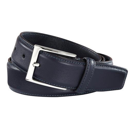 Ceinture de luxe pour homme Aussi précieuse que la ceinture la plus luxueuse. (Pourtant agréablement abordable).