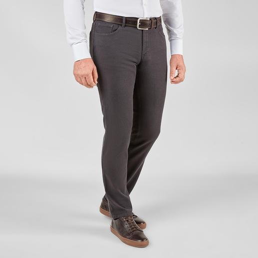 Pantalon structuré Hiltl