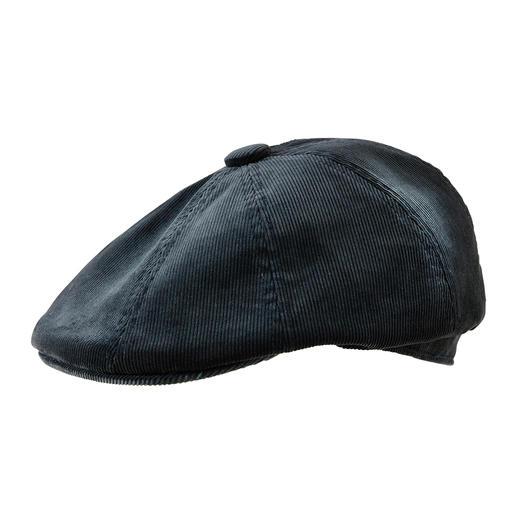 Chapeau en velours côtelé 8 pièces Kangol® Un des rares couvre-chefs parmi les chapeaux en velours côtelé tendance, avec un ajustement vraiment parfait.