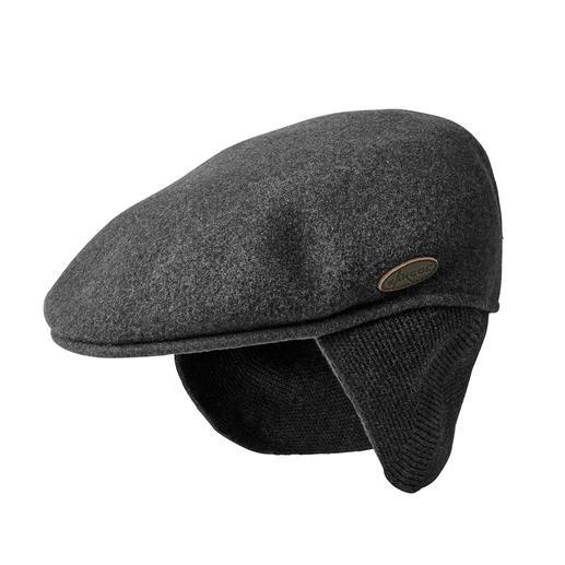 Gavroche avec chauffe-oreilles Kangol® La tendance du moment : les gavroches. Voici l'originale de Kangol® de 1954.